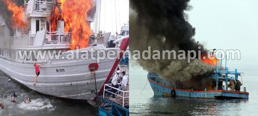 Alat Pemadam Api Kebakaran Ringan (APAR) Terbaik Number One Untuk Kapal, Kapal Ferry, Kapal Feri, Kapal Pesiar, Kapal Nelayan, Kapal Tuna, Kapal Ikan